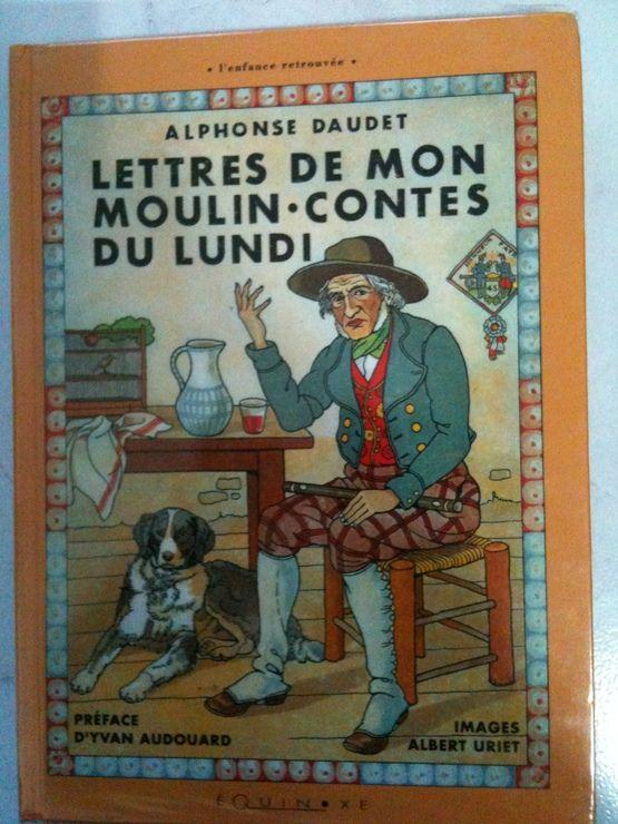 Lettres de mon moulin - Equinoxe - 01/01/2000