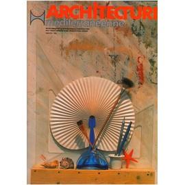 Architecture M�diterran�enne N� 46 : Revue Semestrielle Internationale D'architecture