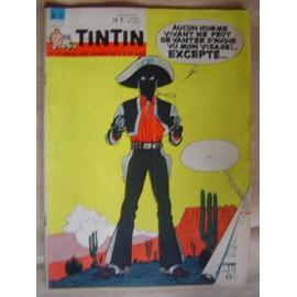 Tintin Le Super Journal Des Jeunes De 7 � 77 Ans N�5 Du 30/01/1962