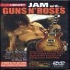 Dvd lick library jam with guns n' roses 2 dvd 1 cd