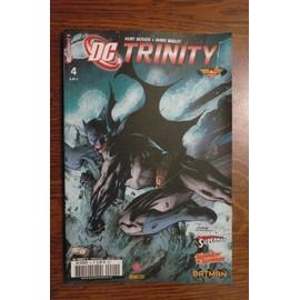 Dc Trinity N� 4 : Comme Neige Au Soleil