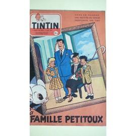 Tintin N� 295 : La Famille Petitoux