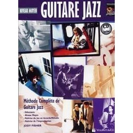 Fisher : guitare jazz niveau moyen ( + 1 CD) - Volonté