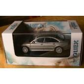 Audi A8 Berline Grise Metal Oliex 1/43 Die Cast Wagen