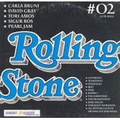 Rolling Stone Cd Sampler N�02, 16 Titres : Carla Bruni, La Tordue, David Gray, Tori Amos, Pearl Jam, Overhead, Radio 4...