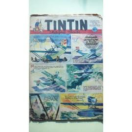 Tintin N� 203 : L'�tonnante Aventure De Roald Amundsen