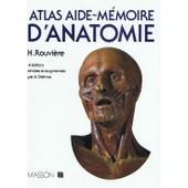 Atlas Aide-M�moire D'anatomie de Delmas