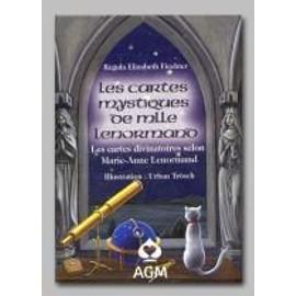 Les Cartes Mystiques De Mlle Lenormand - Voyance Cartomancie > Oracles