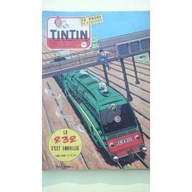 Tintin N� 478 : La 232 S'est Emball�e