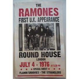 ramones - affiche 55x35 cm
