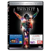 Michael Jackson: This Is It - Edition Collector 2 Dvd - Edition Sp�ciale Fnac de Kenny Ortega