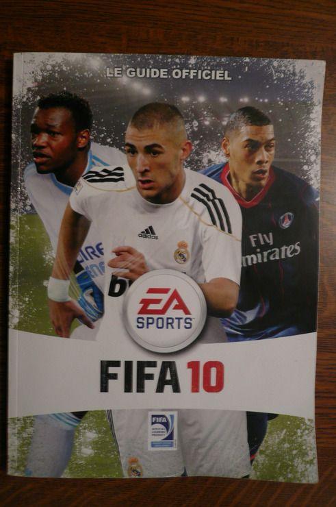 LE GUIDE OFFICIEL FIFA 10 de Collectf