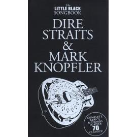 MusicSales Little Black Songbook: Dire Straits & Mark Knopfler