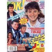 Ok Age Tendre N� 647 : 1988 Elsa/A-Ha/Miss Ok 87/Sting/Simon Lebon/Inxs/Michael Jackson/Flavie Flament (Lecanu)