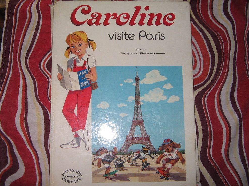 Caroline visite Paris (Caroline.)