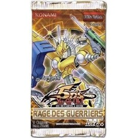 Yu-Gi-Oh - Booster Rage Des Guerriers Rgbt-Fr
