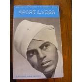 Sport Et Yoga de Yesudian et Haich