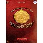 The History Of The World Heavyweight Championship de Christophe Agius