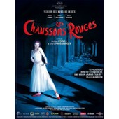 Les Chaussons Rouges - Michael Powell - Emeric Pressburger - Reedition 2010 - V�ritable Affiche De Cin�ma - Format 120x160 Cm