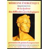 Dvd M�decine �nerg�tique Vol 3 - Protocole 7 Points D'acupuncture, Techniques De Lib�ration De La Douleur Et Des Souffrances �mo de Lahore,Idris