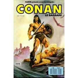 Conan Le Barbare,Version Integrale N� 5 : Moisson De Mort