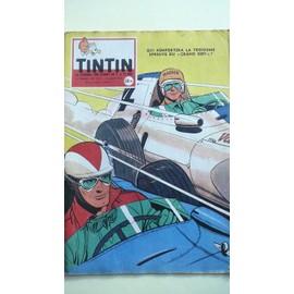 Tintin - 1958 N� 512 : Sos Meteores / Strapontin / Craenhals Zone Interdite / Jean Graton