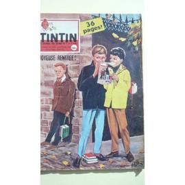Tintin N� 520 : Joyeuse Rentr�e !