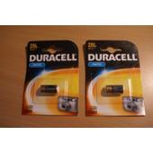 Duracell 28L - Pile pour appareil photo (6 Volts)