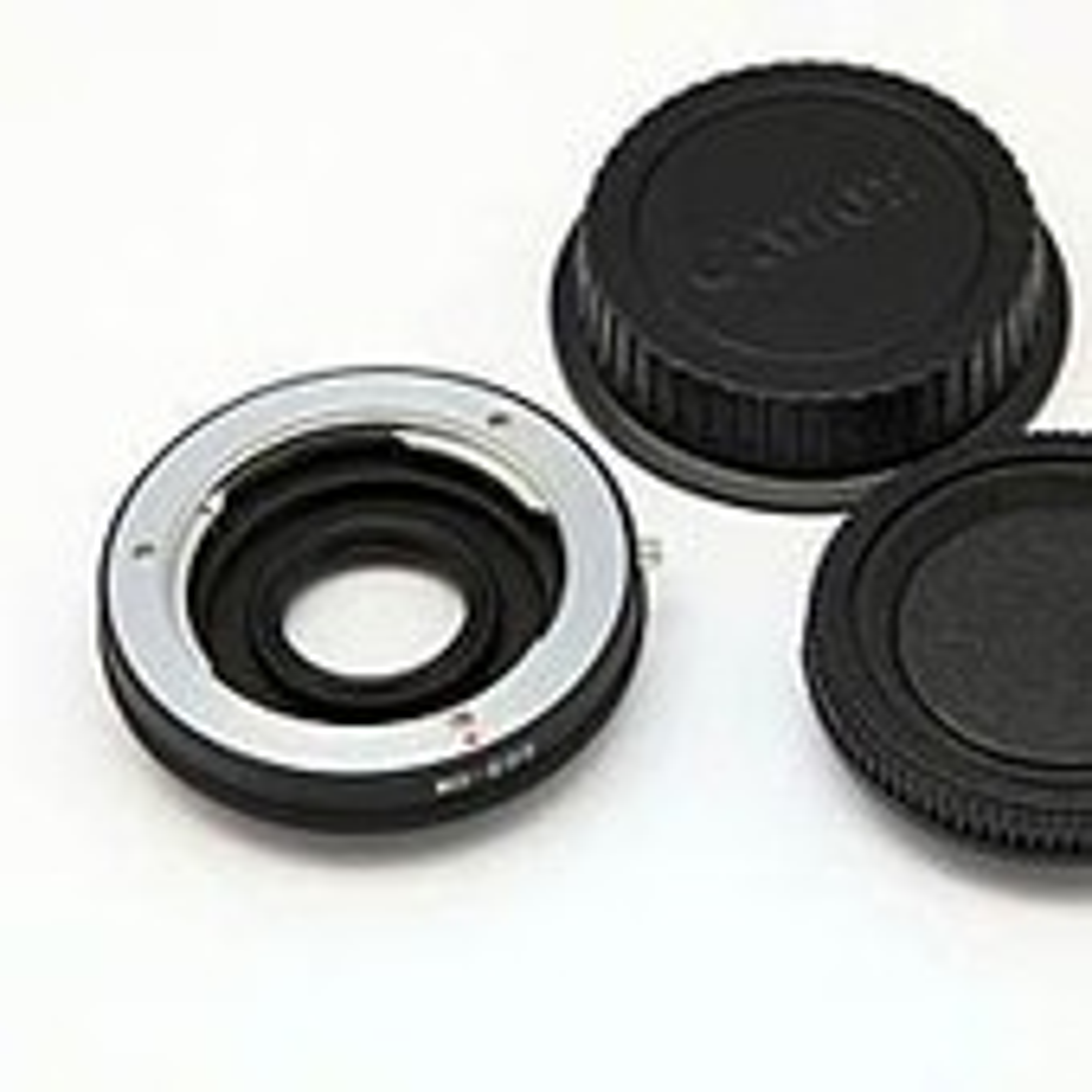 Bague d'Adaptation Minolta SR/MD/MC vers Canon EOS/EF Boitier