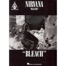 Nirvana bleach guitar