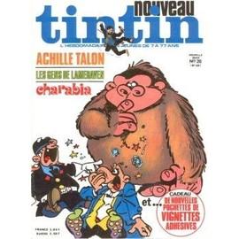 Tintin - Nouveau Tintin N� 28 : Achille Talon - Les Gens De Lameraven - Charabia