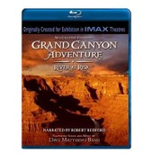Grand Canyon Adventure - Blu Ray de Greg Mac Gillivray