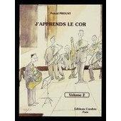 J'apprends Le Cor Cor Volume 2