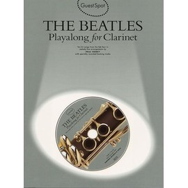 The Beatles playalong for clarinet