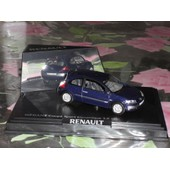 Renault M�gene 2 Coupe Bleu En Coffret