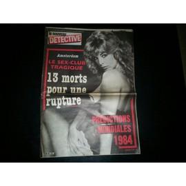 Nouveau Detective (Le) N� 67 Du 29/12/1983