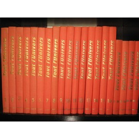 Collection Complete Encyclopedie Tout L'univers - Collection Compl�te 1969 - N�0