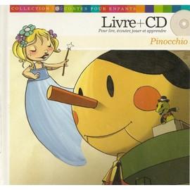 Pinocchio, Livre + CD - Carlo Collodi