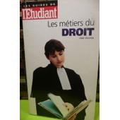 Les M�tiers Du Droit de Anne Crignon
