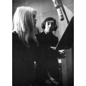Brigitte Bardot Et Serge Gainsbourg - Photo 20x27 Cm /33/