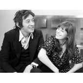 Jane Birkin Et Serge Gainsbourg - Photo 20x27 Cm /46/