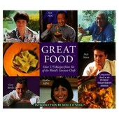 Great Food: Over 175 Recipes From Six Of The World's Greatest Chef's (Hardcover) de Antonio Carluccio