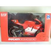 Moto Ducati Desmosedici Loris Capirossi Saison 2004 1/12