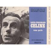Celine Vous Parle - Louis-Ferdinand C�line