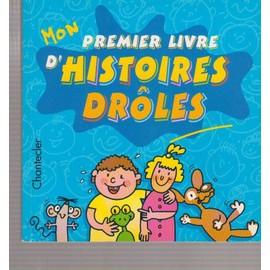 Mon Premier Livre D' Histoires Droles