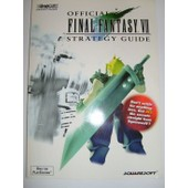 Guide Officiel Final Fantasy Vii 7 de soft, square