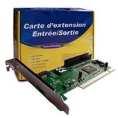 Carte contr�leur PCI 2 SATA /1 IDE