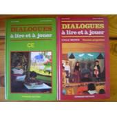 Dialogues � Lire Et � Jouer - Cycle Moyen, de Collectif