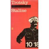 Staline. 2 de Trotsky Leon