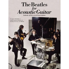 The Beatles for accoustic guitar